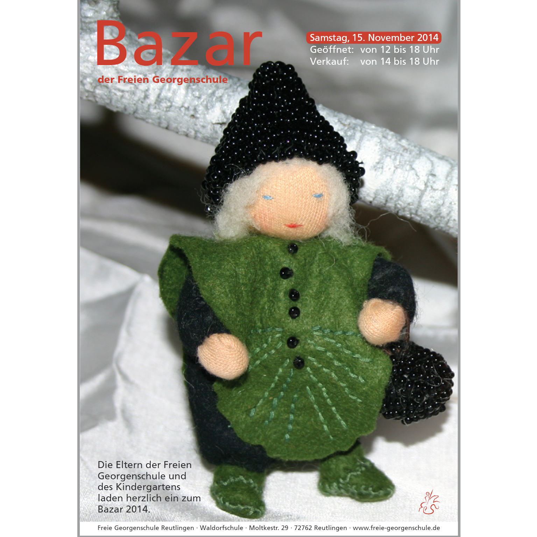 Bazar-Plakat
